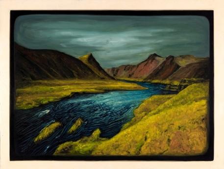 Breiddalsa River