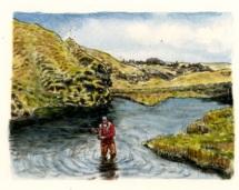 Fishing the Genlaekur II