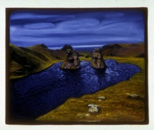 Grenlaekur River