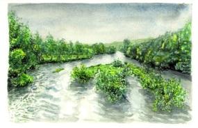 Nartgaredig River