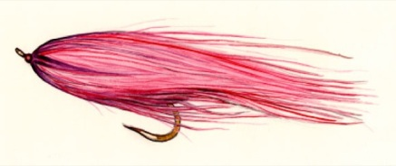 Icelandic Sea Trout Marabou Spey