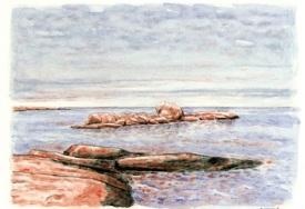 Striper Rock