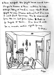 Sketchbook H 3 - Miami, FL