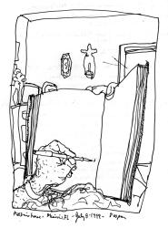 Sketchbook P 10 - Miami, FL