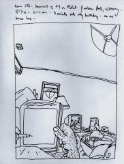 Sketchbook R 21 - Jackson Hole, WY