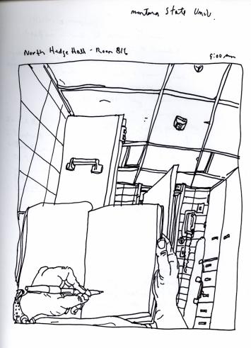 Sketchbook S 3 - Bozeman, Montana