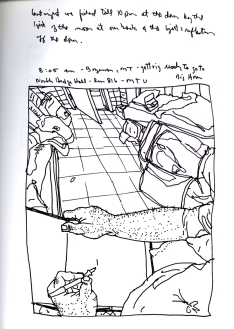 Sketchbook S 5 - Bozeman, Montana