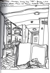 Sketchbook T 24 - Sky - Norwegian Cruise Lines