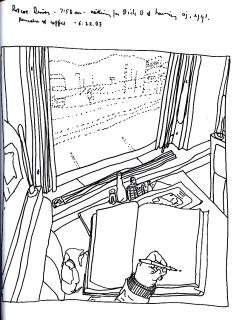 Sketchbook T 6 - Roscoe Diner