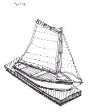 Sketchbook K44 - Boat Construction - Dunkirk, NY