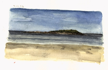 Sketchbooks L 7 - Magnolia Beach, MA