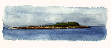 Sketchbooks L 9 - Magnolia Beach, MA