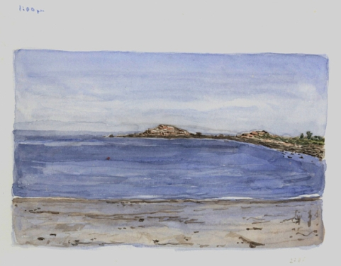 Sketchbooks M 6 - Brace Cove, Gloucester, MA