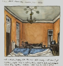 Sketchbook Q 2 - Havana, Cuba