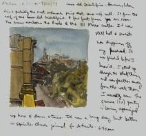 Sketchbook Q 3 - Havana, Cuba