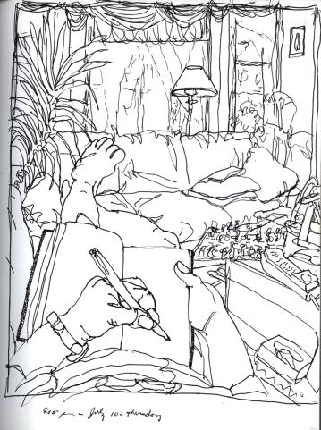 Sketchbooks K 6 - Home - Dunkirk, NY
