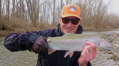 Dan and fish P1070070 100
